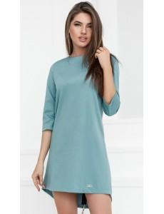 Нежное платье-клеш 24484