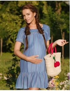 """Платье """"интересное положение"""" 21995"""