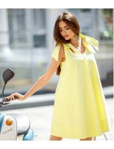 Летнее платье-клеш 20991