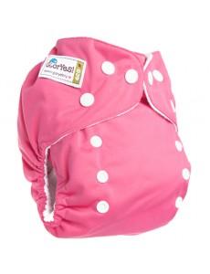 Многоразовый подгузник GlorYes! CLASSIC Розовый 3-15 кг + один вкладыш
