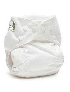 Многоразовый подгузник GlorYes! CLASSIC Молочный 3-15 кг + один вкладыш