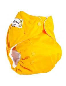 Многоразовый подгузник GlorYes! CLASSIC Банан 3-15 кг + один вкладыш