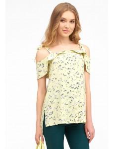 Блузка для беременных и кормящих мам арт. 11323