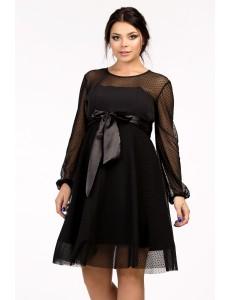 Пышное платье для беременных арт. 99403