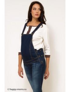 Комбинезон джинсовый для беременных арт. 77006