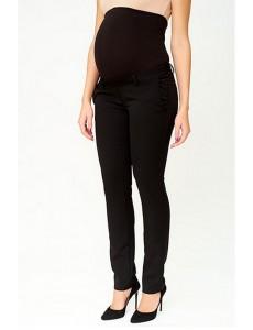 Чёрные брюки для беременных, арт. 44306