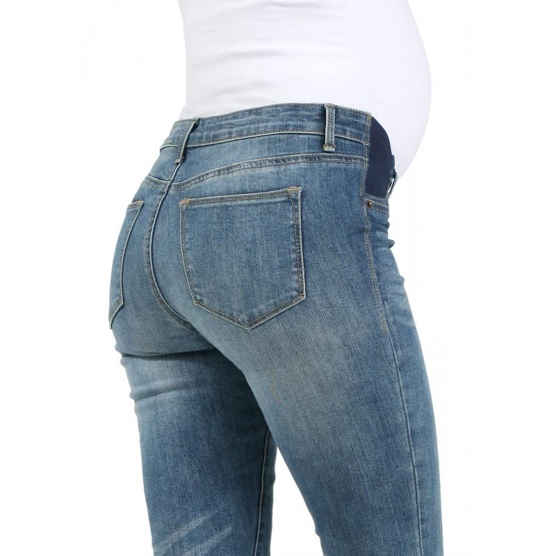Шьём джинсы для беременных 93