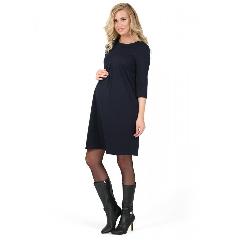 Осеннее платье для беременных 63