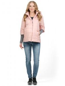 """Куртка демис. 2в1 """"Сан Ремо"""" для беременных пыльно-розовый"""