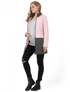 """Куртка демис. 2в1 """"Тоскана"""" для беременных; цвет: припыленная роза"""