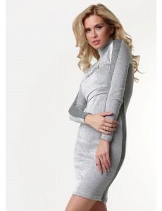 """Платье """"Тэсс"""" для беременных и кормящих; цвет: жемчужный"""