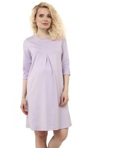"""Платье """"Валерия"""" для беременных; цвет: лаванда"""