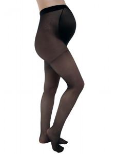 Колготки для беременных 40 den; цвет: черный