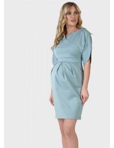 """Платье """"Шэрон"""" для беременных и кормящих; цвет: селадон"""