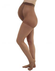Колготки для беременных с мультифиброй 20 den; цвет: загар
