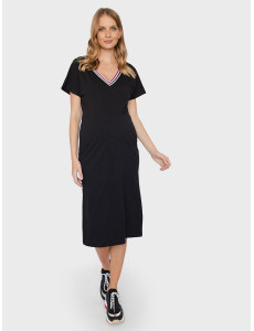 """Платье """"Эйприл"""" для беременных и кормящих; цвет: черный ss20"""