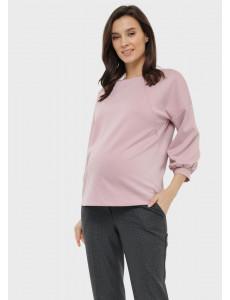 """Джемпер """"Пэрис"""" для беременных и кормящих; цвет: пудра"""