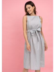 """Платье """"Иоланта"""" для беременных и кормящих; цвет: кофейный"""
