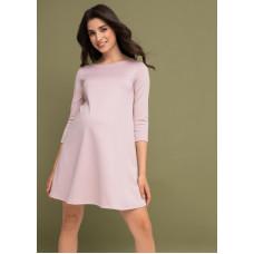"""Платье """"Эрлин"""" для беременных; цвет: пудра aw21"""