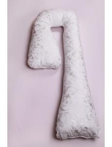 """Подушка для беременных и кормления """"JAIME""""(J-образная форма)"""