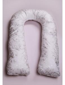 """Подушка для беременных и кормления """"BELLY""""(U-образная)"""
