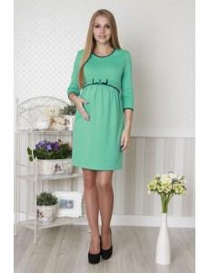 1163 Платье бирюза