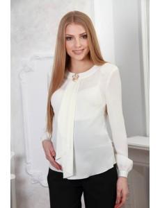 094 Блуза белый