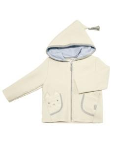 116271 Куртка уни Ванильное облако