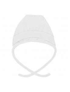 118528 Чепчик унисекс Белый
