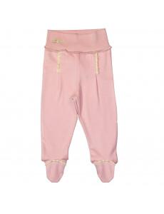 107276 Ползунки для девочки Розовый