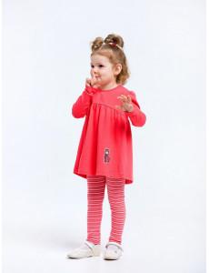 117211 Комплект для девочки Розовый