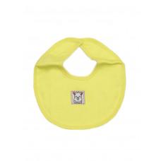 119363 Слюнявчик для девочки Желтый
