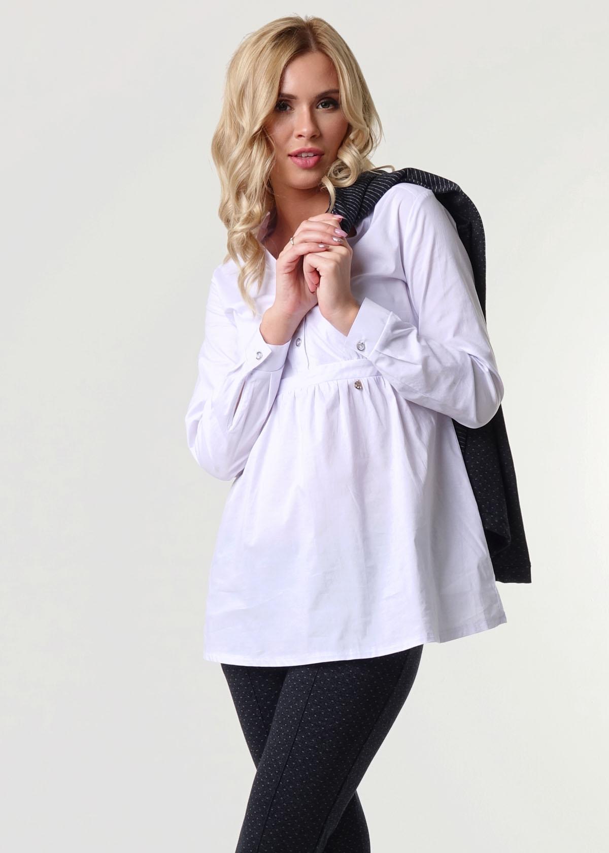 9598cc692f4 Блузки и рубашки для беременных и кормящих грудью мам