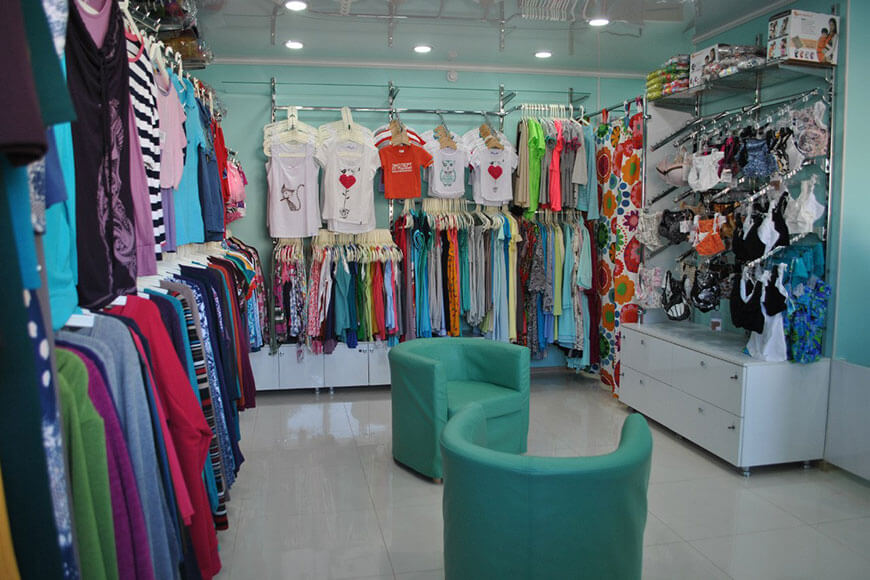 Магазин СчастливаЯ МАМА, Астрахань, 2012 год